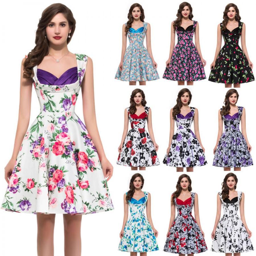 Tea Length Dress Sewing Patterns