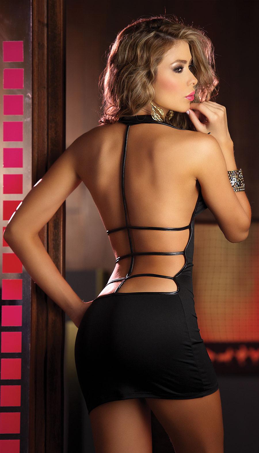 В вечернем платье порно красотки 111