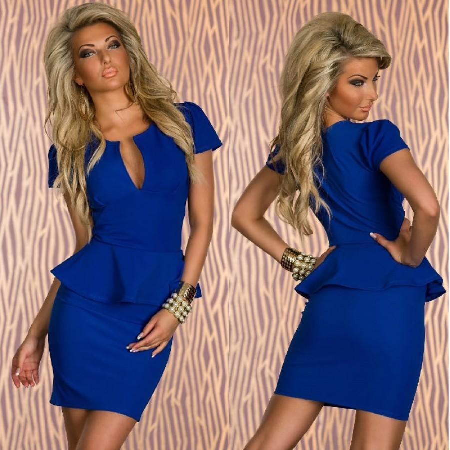 1acd41bd2e 7 Color Plus Size Sexy Peplum Bodycon Bandage Dress Elegant OL Business  Dress Women Work Wear ...