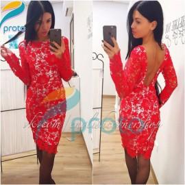 Good Quality  Vestidos De Festa Women Floral Embroidery Dress Midi Pencil Dress Elegant Celeb Evening Party Dresses HW0219