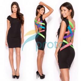 S M L XL XXL Plus Size 2014 New Summer Dress Women Criss Cross Back Bodycon Mini Dress Sexy High Street Club Dress Vestidos 9107