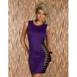 Slimming Fitted    Vestidos De Festa High Waist Bandage Dress Sexy Bodycon Club Party Dress 9094
