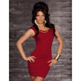 Vestidos Party Dresses Plus Size   European Fashion Women Sexy Clubwear Bodycon Bandage Casual Mini Women Dress N082-1
