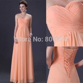 s/lot Grace Karin Strapless Women Sexy Prom Dress Long Evening Gown Ball Party dresses Stock CL3409