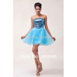 Grace Karin Fashion Ladies Knee Length Cocktail Party Dresses School prom Gown Short Homecoming Dress CL6054