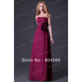 Grace Karin Stock Strapless Party GownBall Formal Prom  Evening  Dress 8 Size via  CL3436