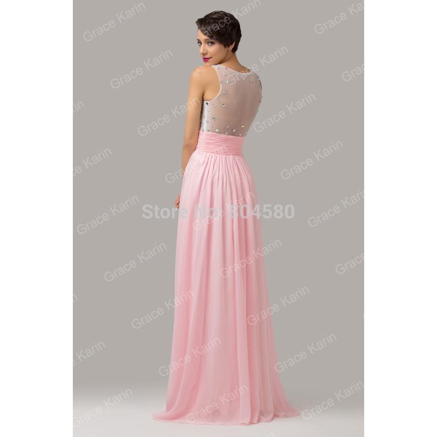 Transparent Prom Dresses