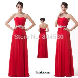 High Quality Grace Karin Cheap Sleeveless Evening Dress Women Party dresses Sexy Red Carpet Celebrity Prom Gown CL6229