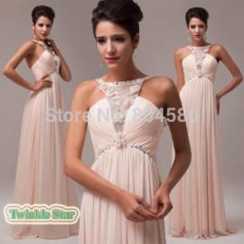 Top Selling Grace Karin Stock Off Shoulder Formal prom Gown Long Evening Dress Celebrity dresses  CL6009