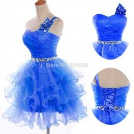 Women Summer One-Piece Dress Fashion Design Women Casual Party Gown Mini Cocktail dresses CL4589 (AL12)