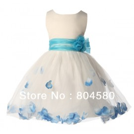 5ad5a380b8e Hot Sale Sleeveless Flower Girl Dress for Wedding Party Dress CL4607