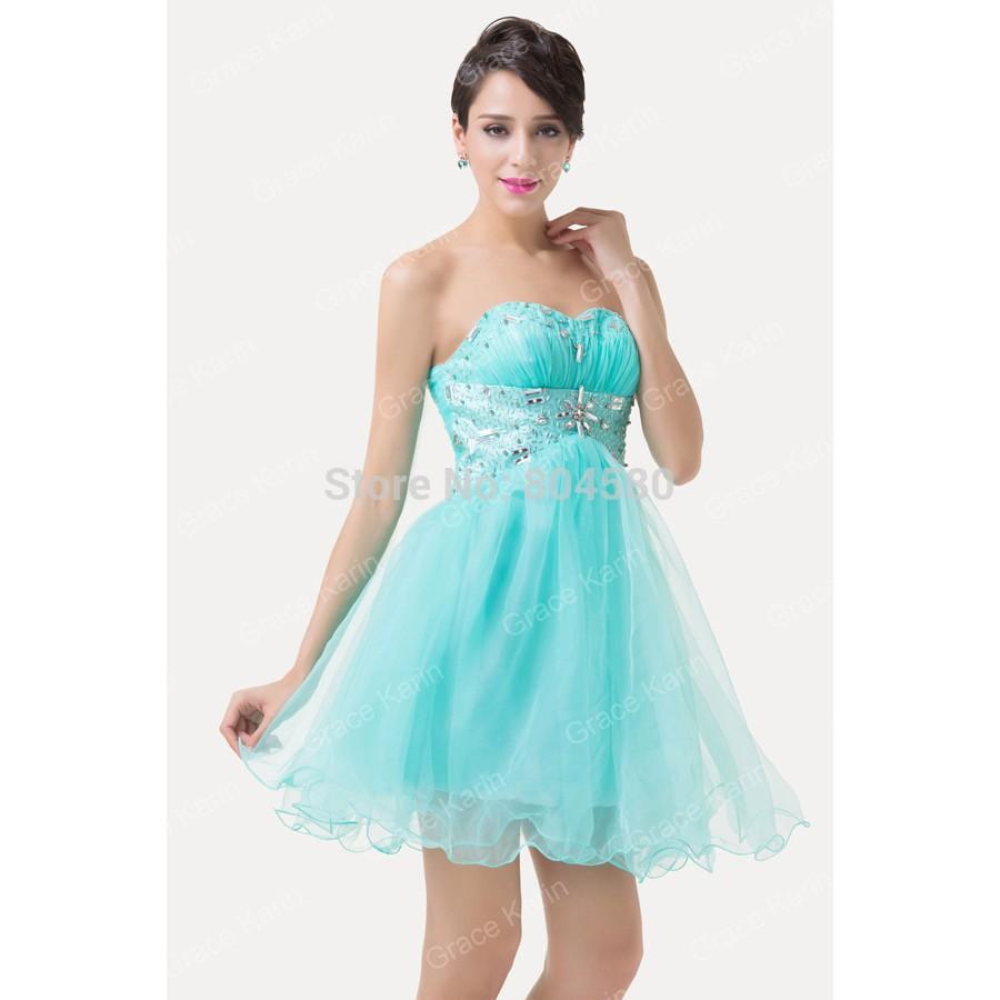 Unique Prom Knee Length Dresses Frieze - All Wedding Dresses ...