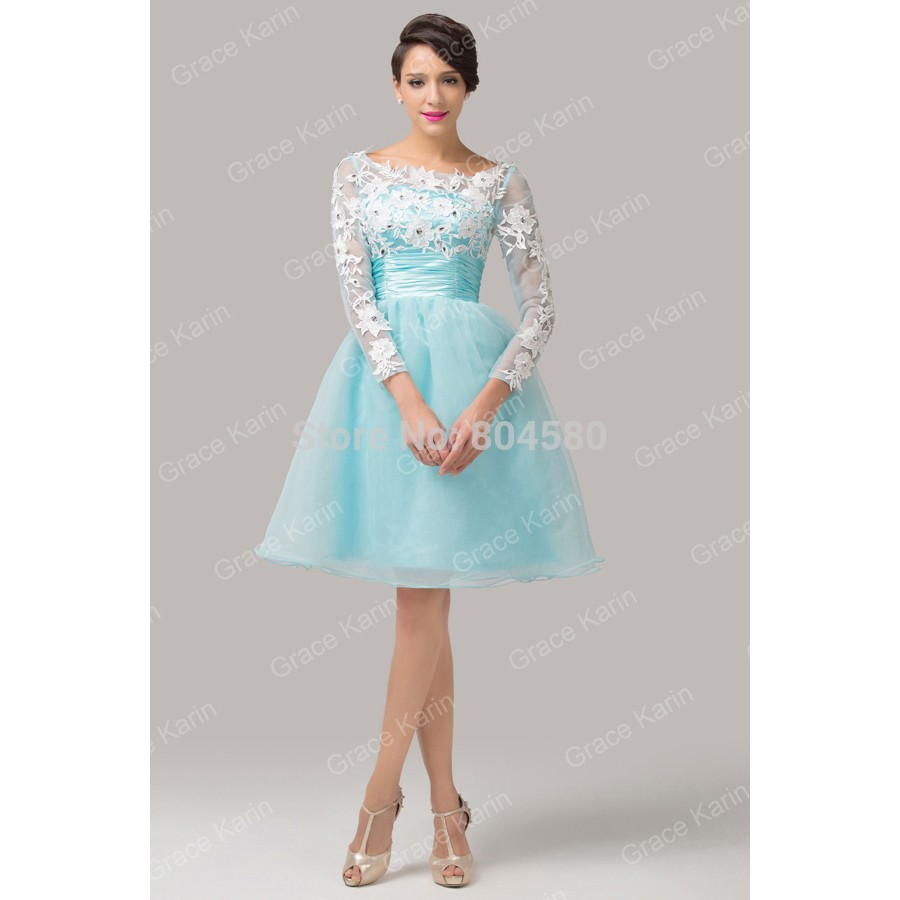 Fantastic Party Dresses With Sleeves For Women Composition - All ...