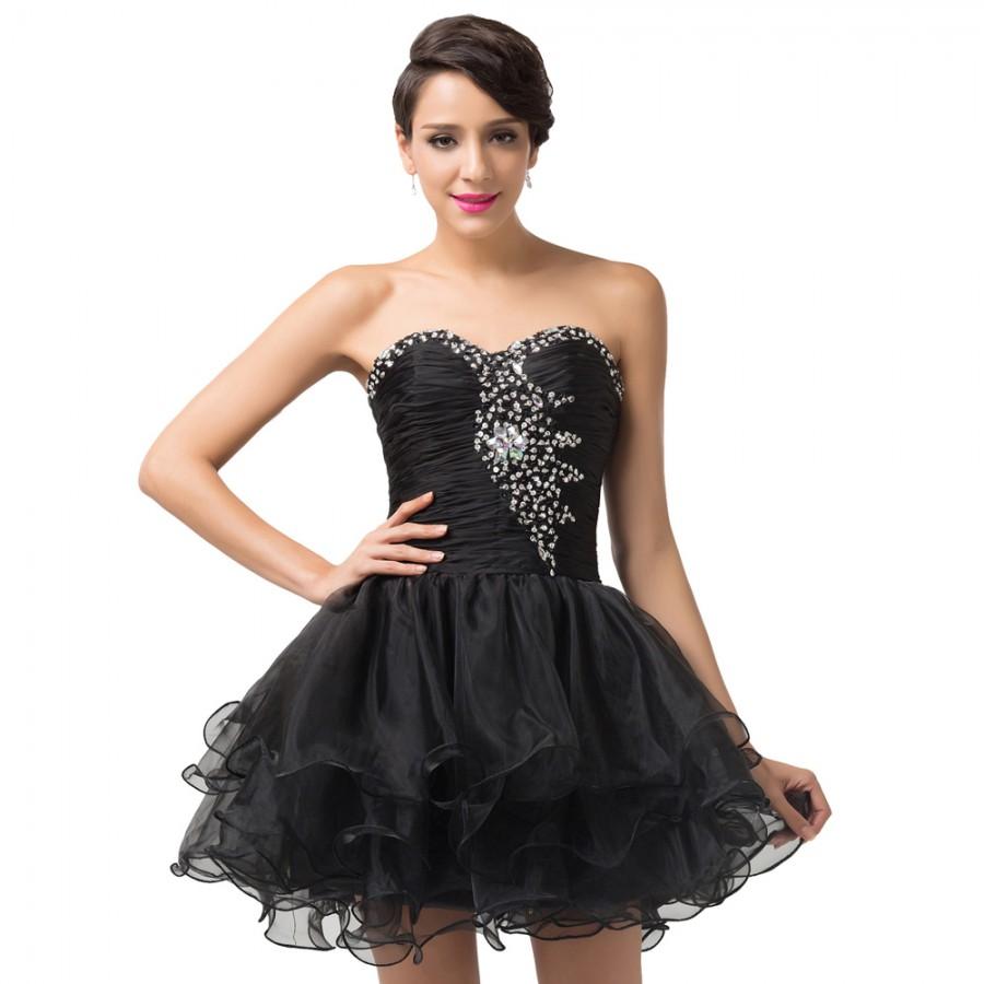 Vestido madrinha cheap mini length wedding party dresses for Cheap wedding party dresses